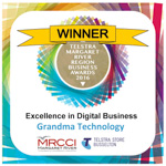 Winner of Excellence in Business at the Telstra MRCCI Business Awards