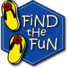 Margaret River Find the Fun logo