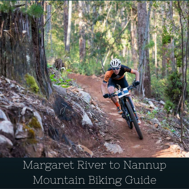 Margaret River to Nannup Mountain Biking Guide